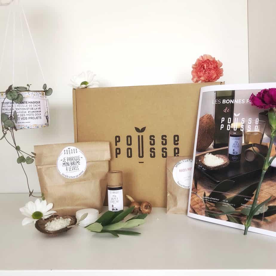 Box février étagère carré - Saint-Valentin : 10 idées de cadeaux déco