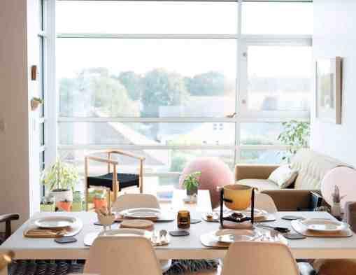 diy deco salle a manger design et bien décorée