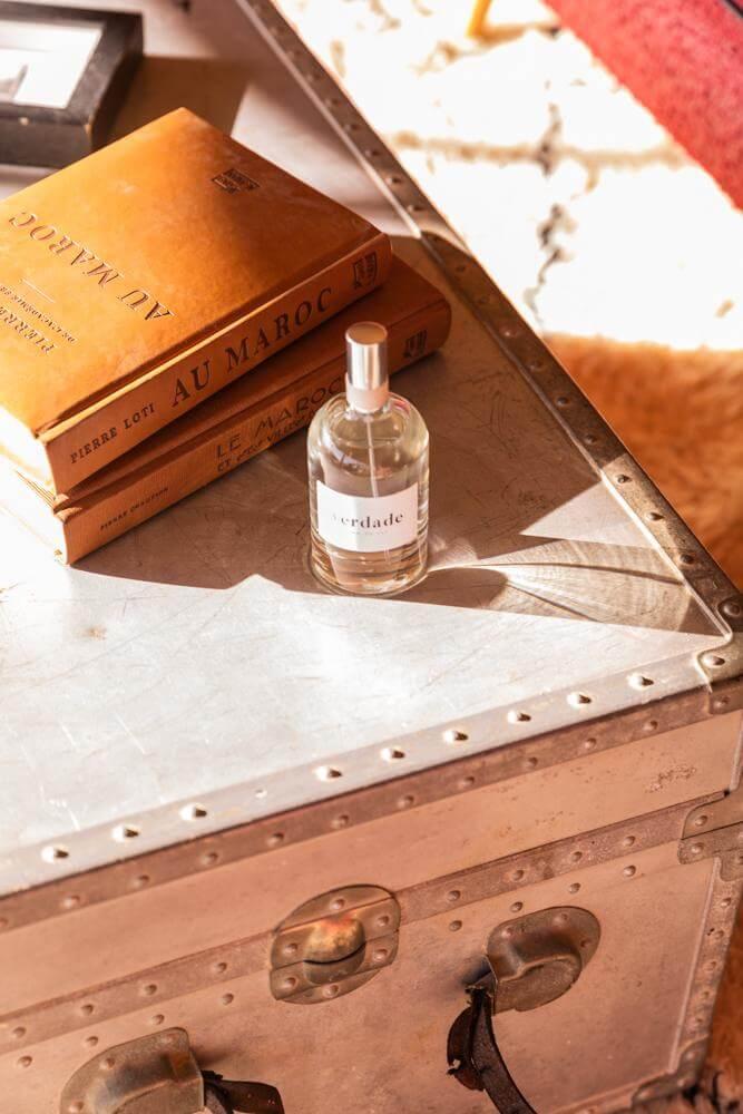 eau de lit verdade - La marque de décoration Verdade, entre voyage et poésie