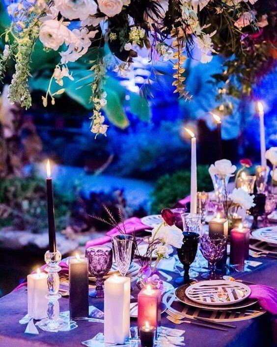 déco de table mystique pour Noel  - Les 8 tendance déco pour Noël 2019