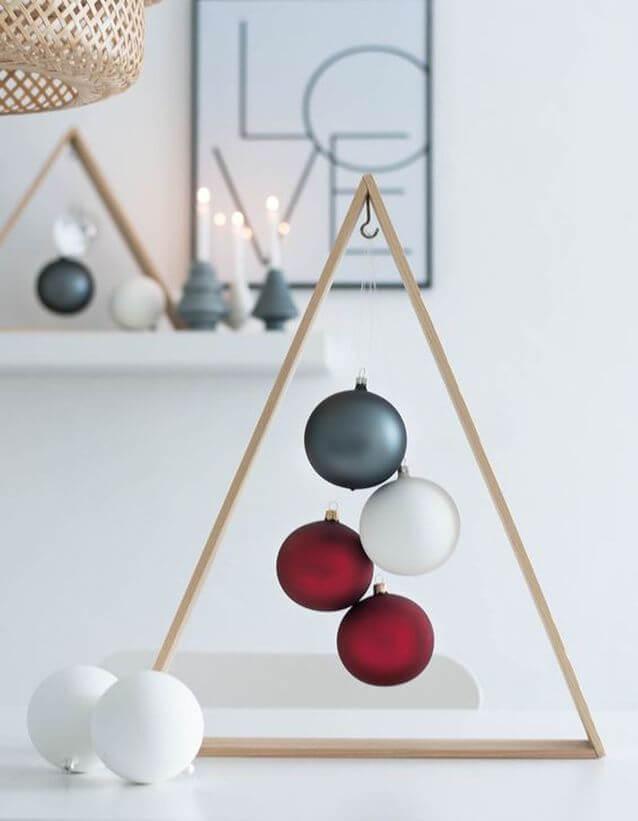 idées pour fabriquer le sapin avec du fil - 10 idées pour fabriquer le sapin de Noël