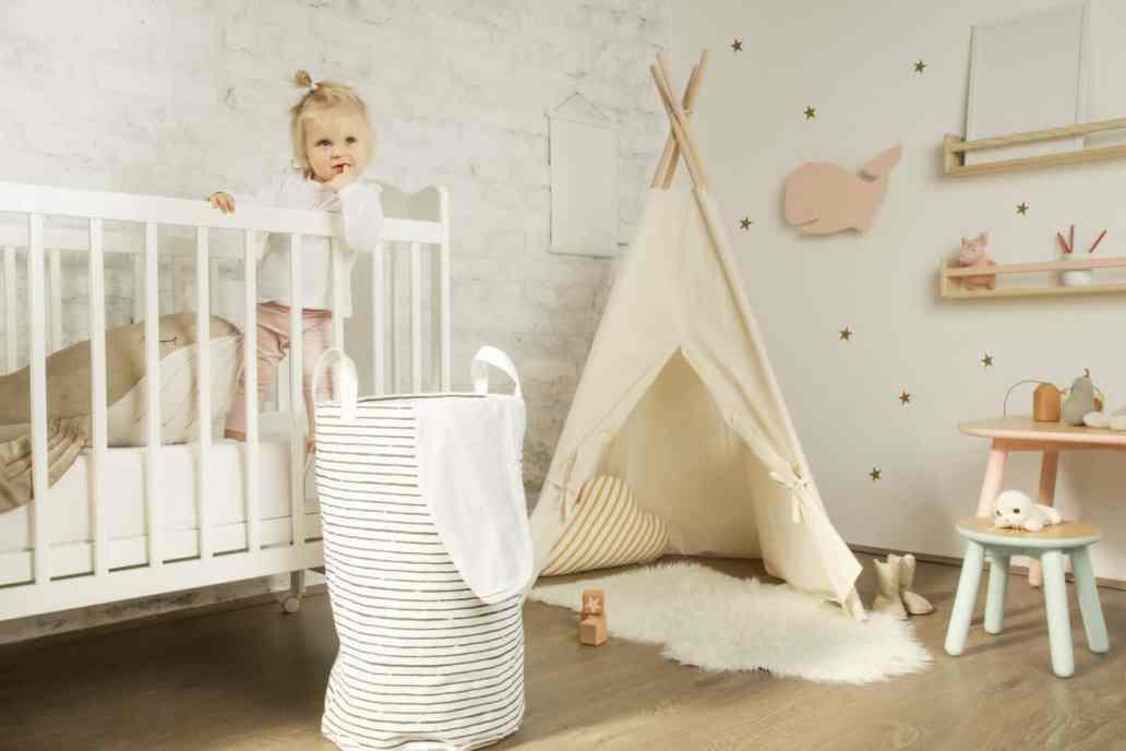 choisir le lit de son enfant le lit à barreaux  - Comment bien choisir le lit de son enfant ?