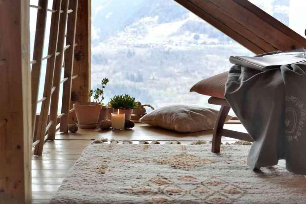 redecorer interieur cocooning ambiance chalet 2 - Redécorer son intérieur façon chalet pour une ambiance cocooning
