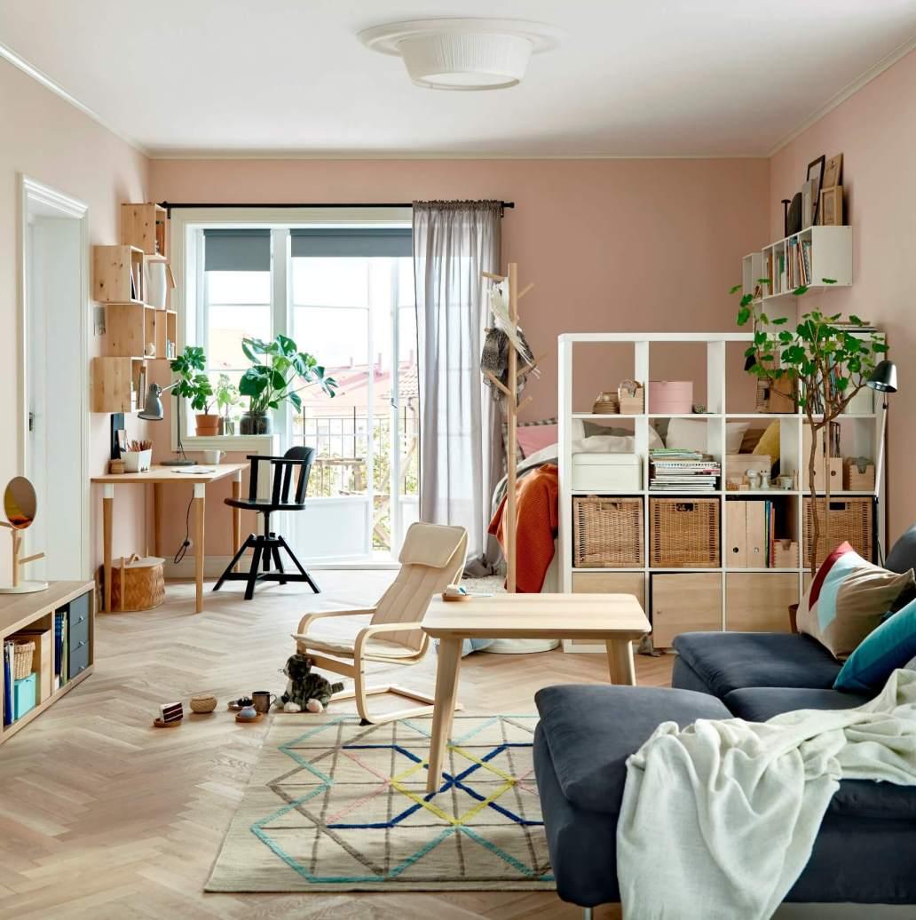 studio de vacances à la déco scandinave - Comment optimiser l'aménagement de son studio de vacances ?