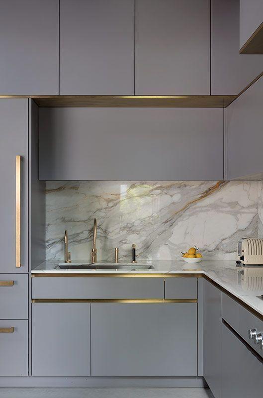 Un intérieur design avec une cuisine contemporaine  - Comment aménager un intérieur design ?