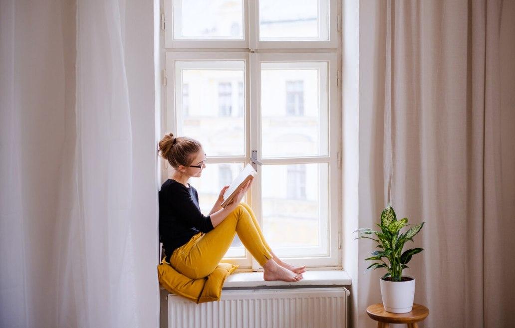 appliquer fenetre 2 - Comment appliquer un brise-vue pour fenêtre ?