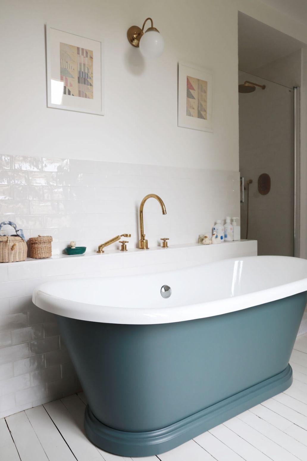 maison deco style anglais marceline A5792 2 - Salle de bains ancienne : 8 astuces pour la rénover !