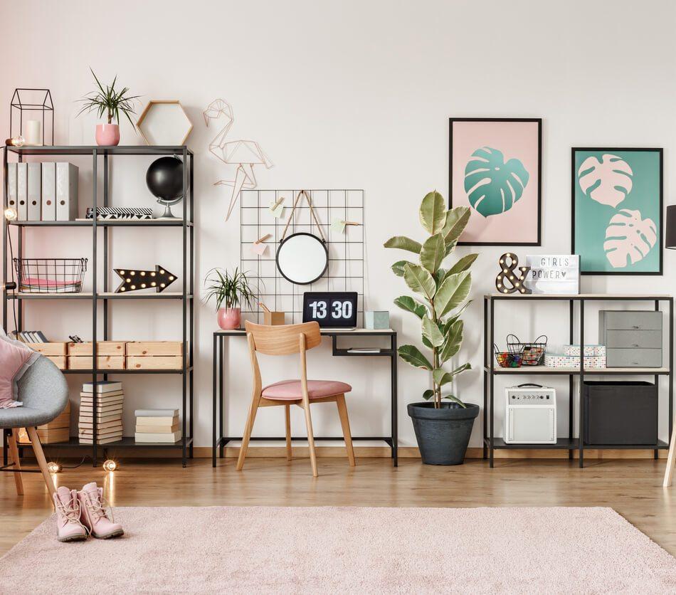 L'étagère modulable, un rangement décoratif et pratique