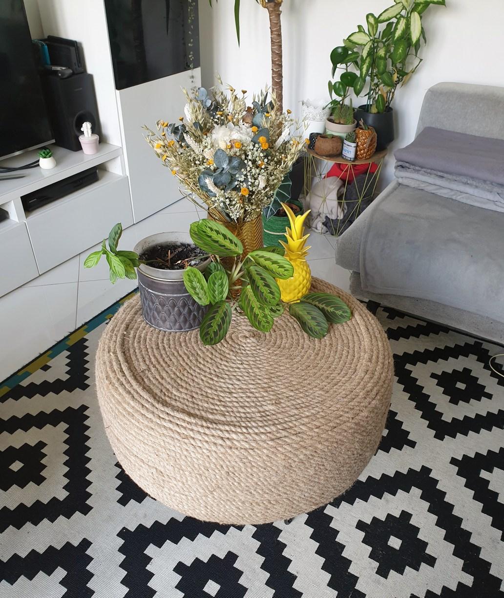 20201012 131249 - Laisser les fleurs séchées envahir la décoration