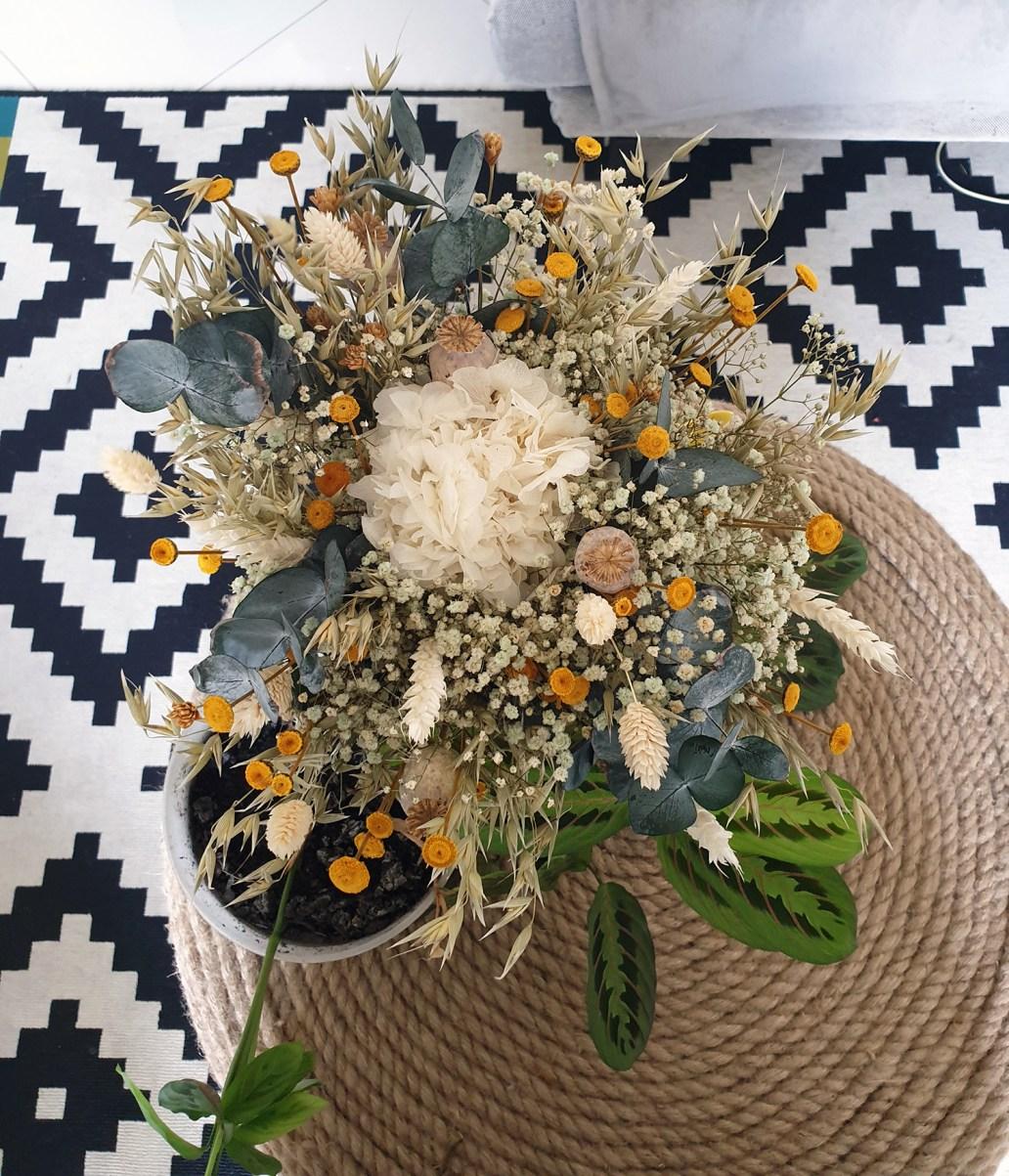 20201012 131558 - Laisser les fleurs séchées envahir la décoration