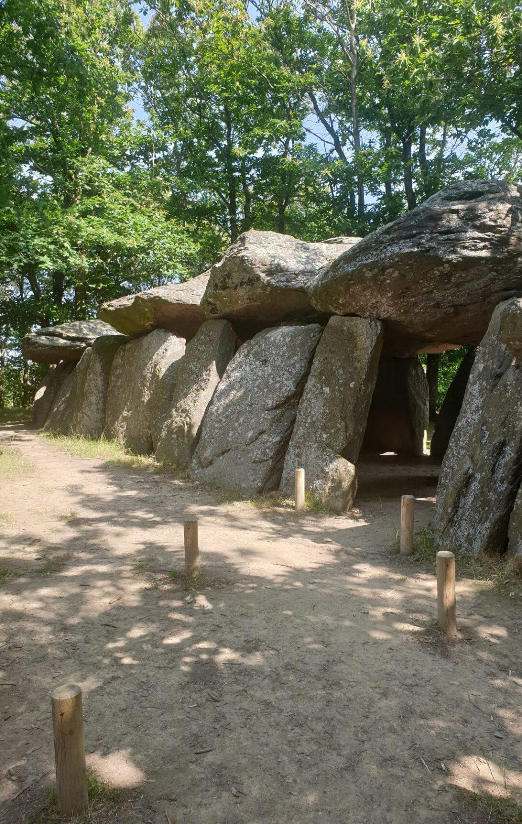IMG 20200623 215450 490 - La Roche aux fées : une excursion historique