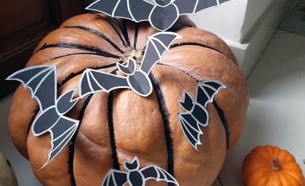 Comment décorer la citrouille d'Halloween avec originalité