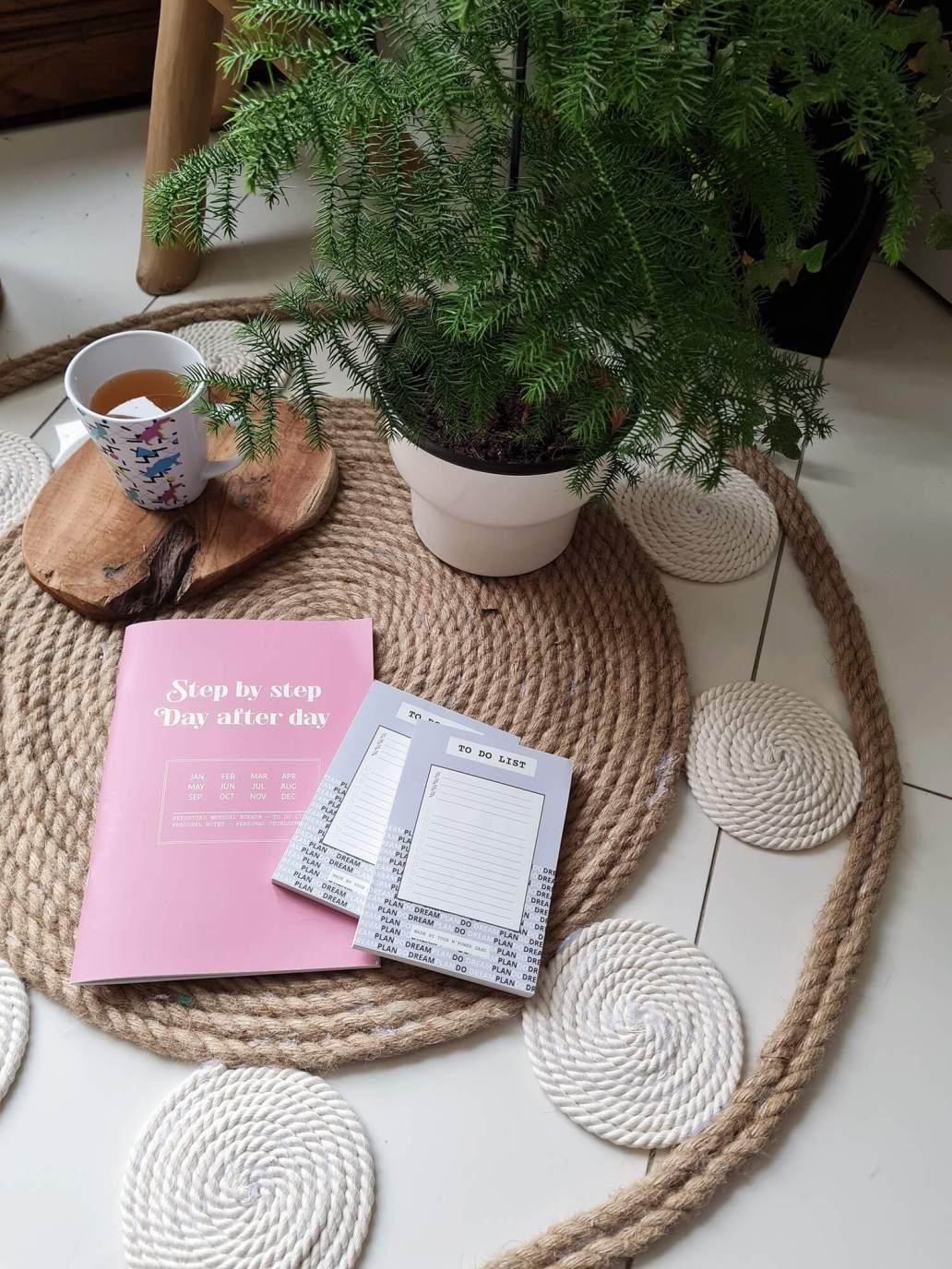 20210107 104759 - DIY bohème : fabriquer un tapis mandala avec des cordes
