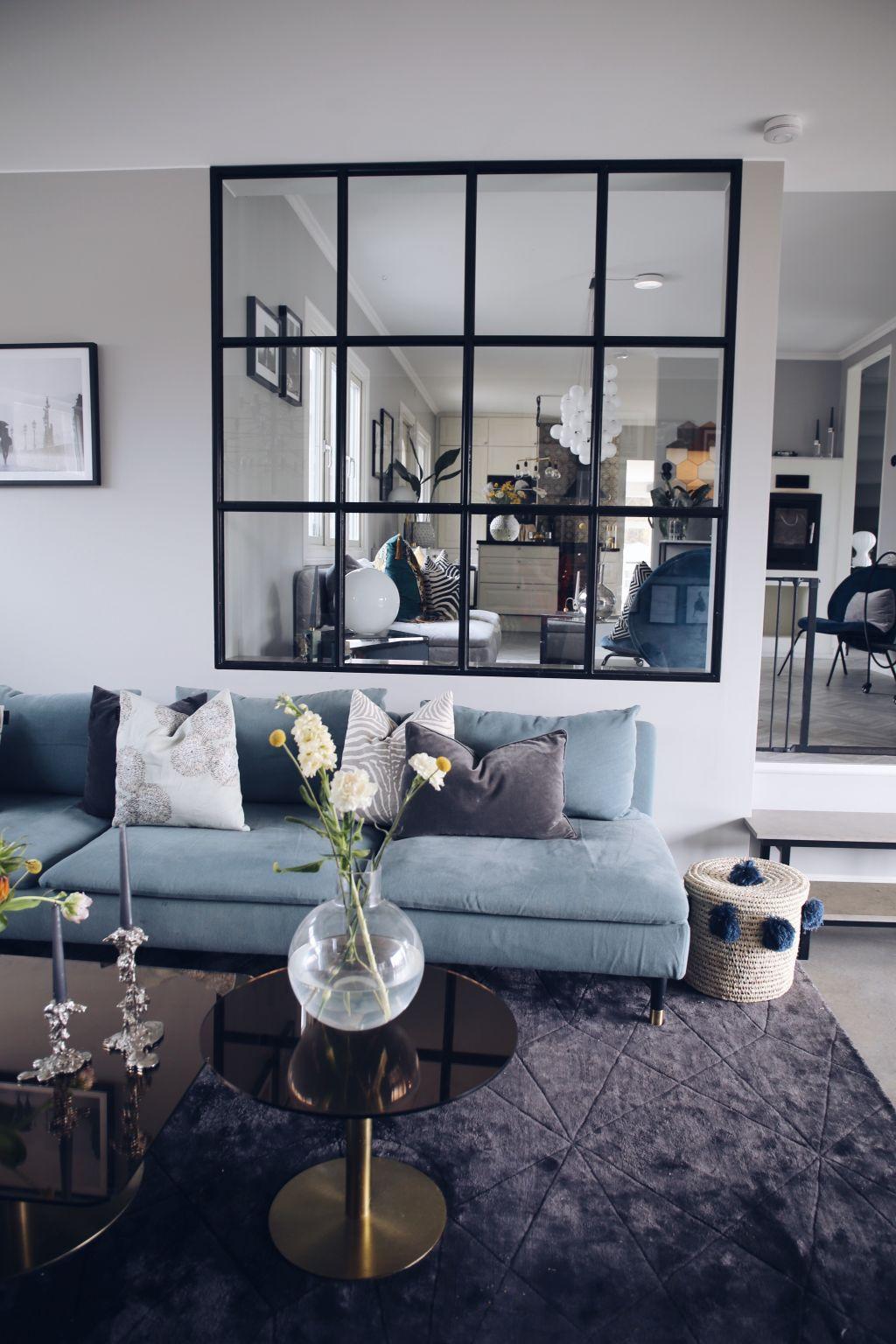d6e08849 e360 4dfc b798 e1dd7e3a70b6 - Inspiration déco : 16 façons d'embellir les murs du salon