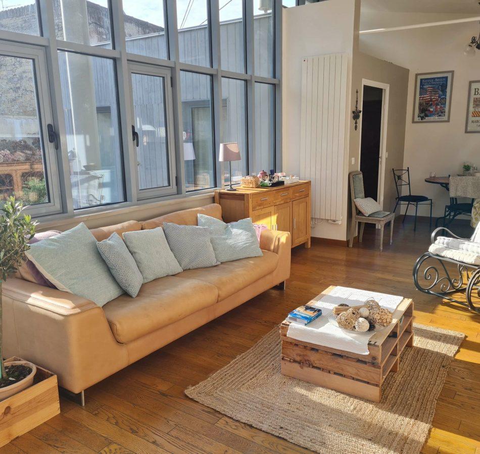 Airbnb Tour : visite privée d'une tiny house à Bayeux
