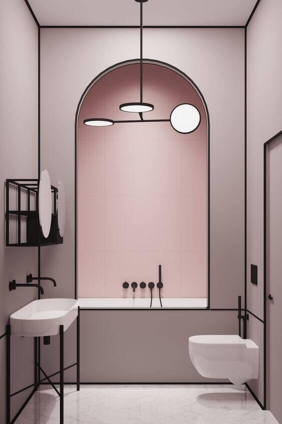 salle de bain design - Douche ou baignoire, faire un choix pour la salle de bain