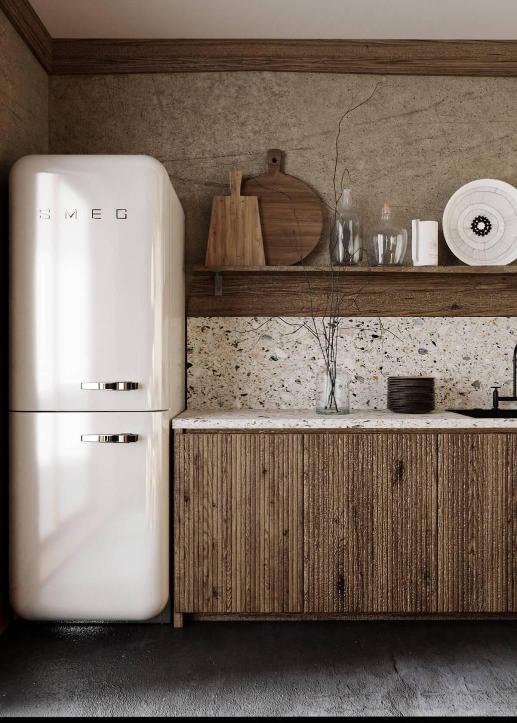 wooden kitchen - Conseils rénovation : comment bien choisir sa cuisine