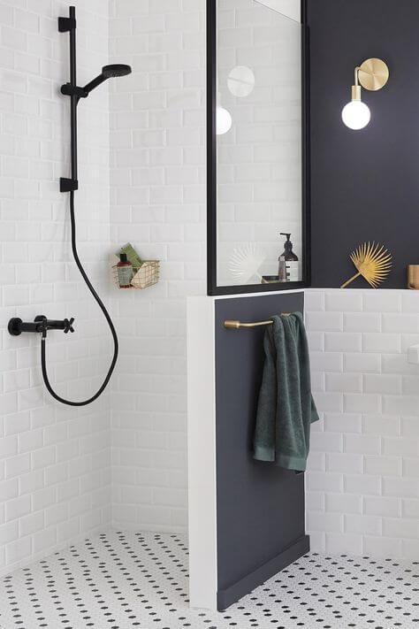 82c71da015b39c16e84afc0c3840b206 - Inspiration : 10 idées déco pour la salle de bain à repiquer