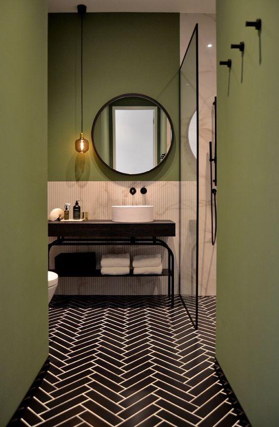 9799a98ba3891e0b959126ed9417d992 - Inspiration : 10 idées déco pour la salle de bain à repiquer