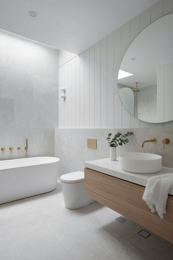 bad757130b832c477e8444cf281cba58 - Inspiration : 10 idées déco pour la salle de bain à repiquer