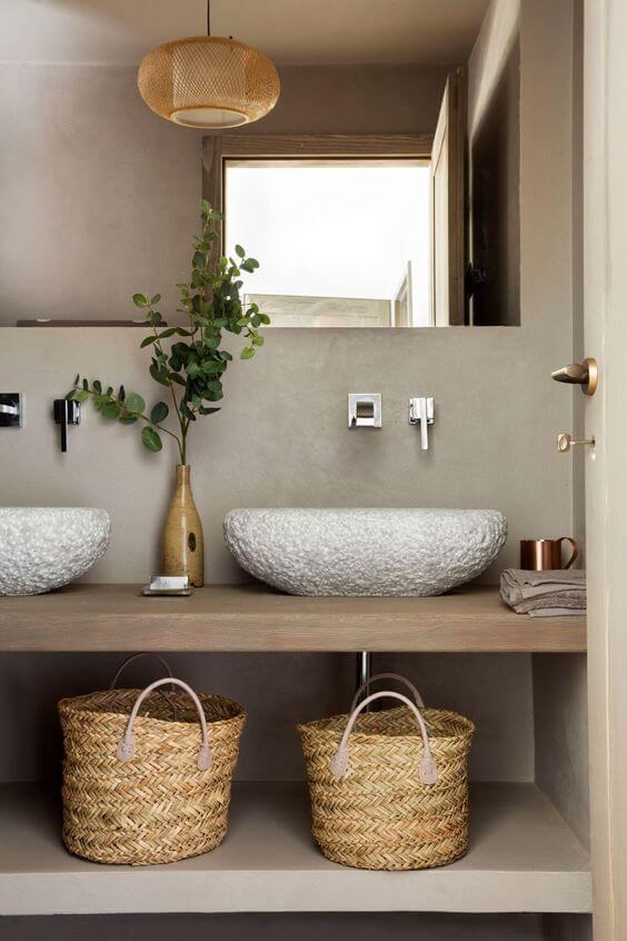 e06ad2228cc299e13ac9cb1eb496f0a6 - Inspiration : 10 idées déco pour la salle de bain à repiquer