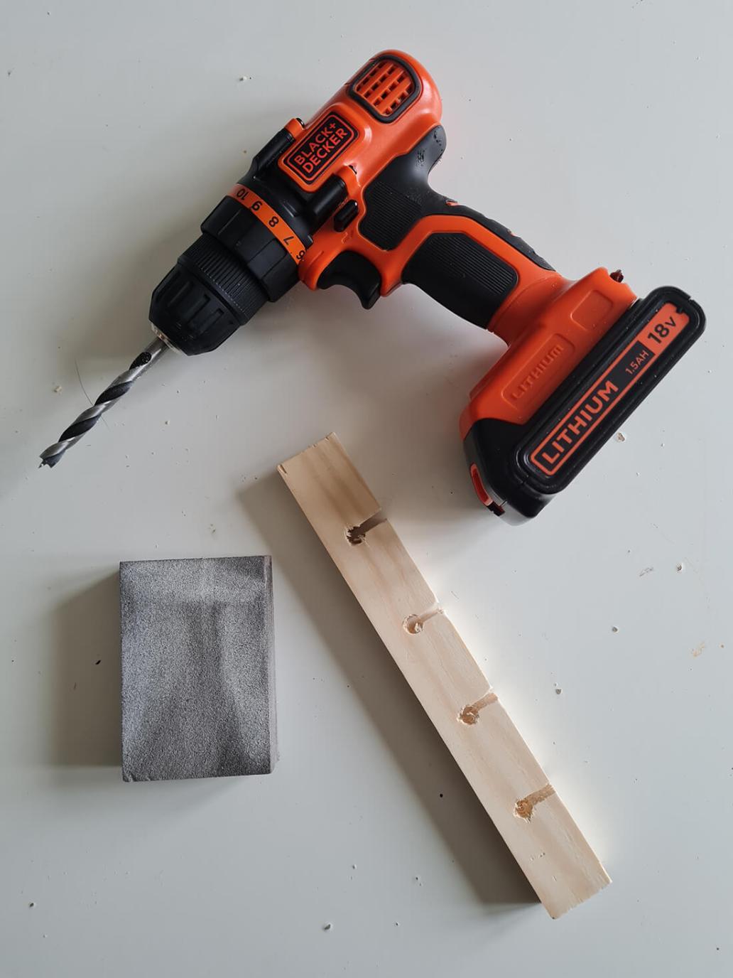 20210131 154940 - DIY pour l'entrée : fabriquer un support pour les clés au design minimaliste