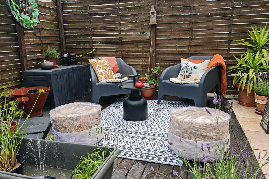 Garden tour : le résultat et la visite privée de mon jardin après relooking