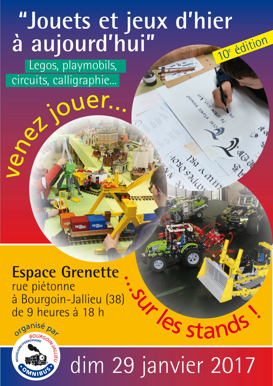 Rhône Alpes Et Lego Playmobil Bouge En Avec ExpositionsCa CBrxWQdeEo