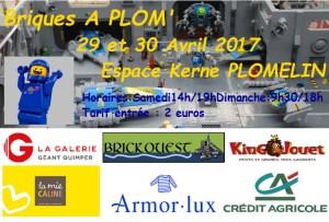 Briques à Plom @  Espace Kerné - PLOMELIN
