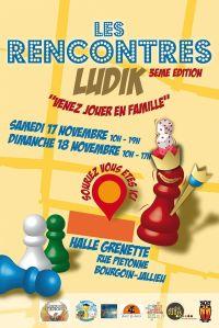Les Rencontres LudiK - 3ème édition @ Halle Grenette - Bourgoin Jallieu