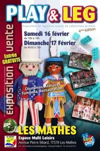 Exposition Vente Playmobil Les Mathes 2019 @ Espace multi-loisirs - Les Mathes