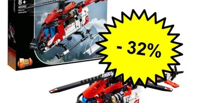Les Bons Plans LEGO: Technic 42092