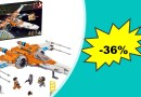 Les Bons Plans LEGO: Star Wars Le chasseur X-wing de Poe Dameron 75273