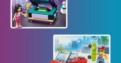 Les Bons Plans LEGO: Choisis ton cadeau