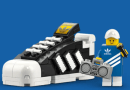 Les Bons Plans LEGO: L'ensemble Mini Basket Adidas OFFERT