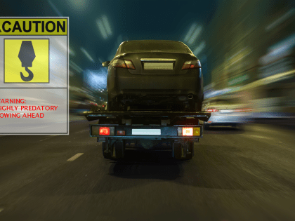 Don't Fall Victim To Illegal Towing in Miami