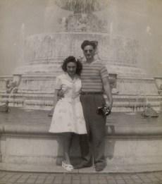 Aunt Lea & Uncle Al