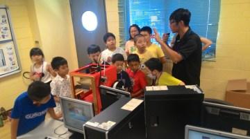 3D列印科學營-台北光仁小學