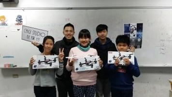 3D列印航太營-桃園南崁國小