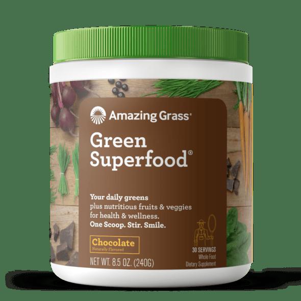 Amazing Grass Superfood Chocolate
