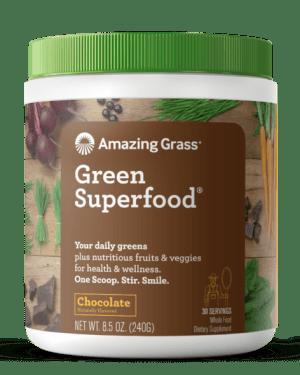 Amazing Grass GreenSuperfood Chocolate