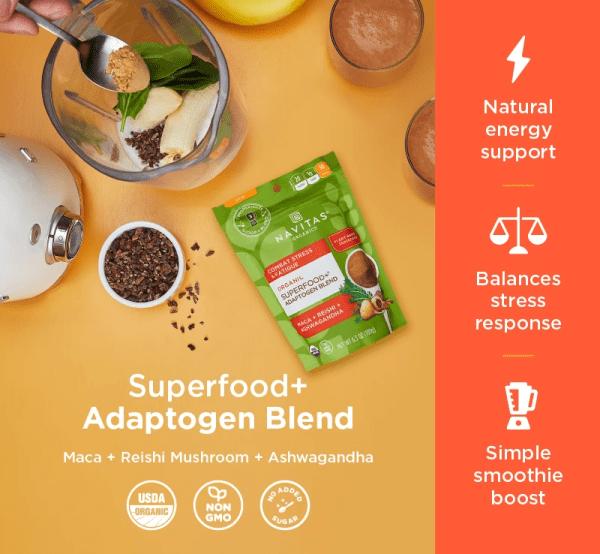Superfood+ Adaptogen Blend