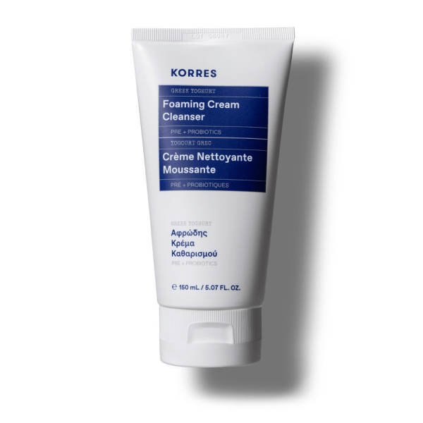 KORRES Greek Yoghurt Foaming Cream Cleanser 150ml