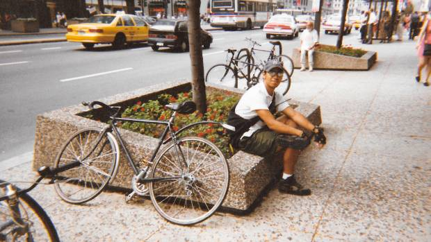 Eyes on the Street: Chicago Bike Couriers of the Nineties