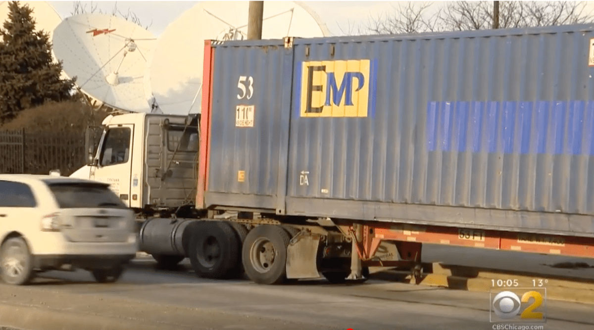Turning Trucker With No Side Guards Killed Anthony Macedo