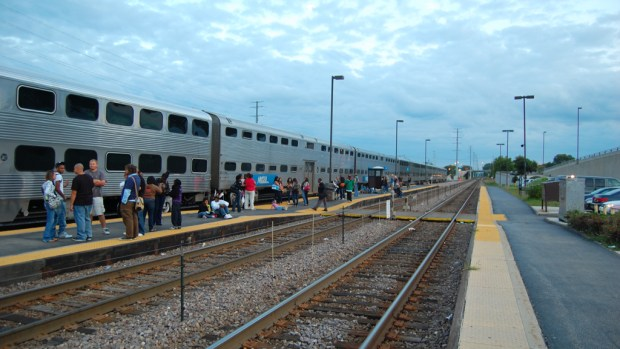 Good news: No Metra fare hikes in 2020, and $2.6B in capital improvements planned