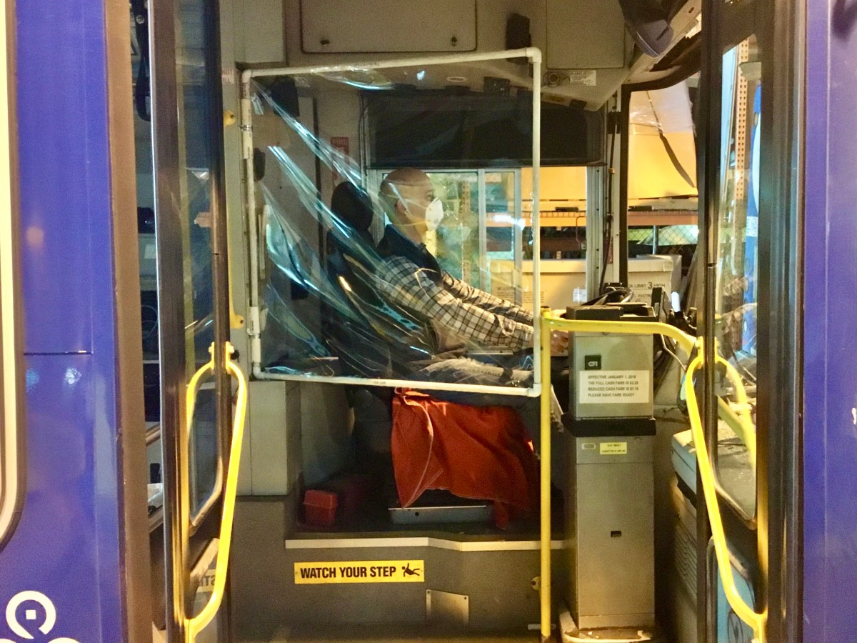 Pace S Latest Pandemic Strategy Waiving Bus Fares