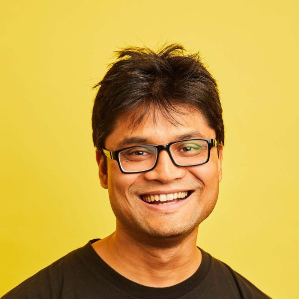 Portrait of Rajan Vaish