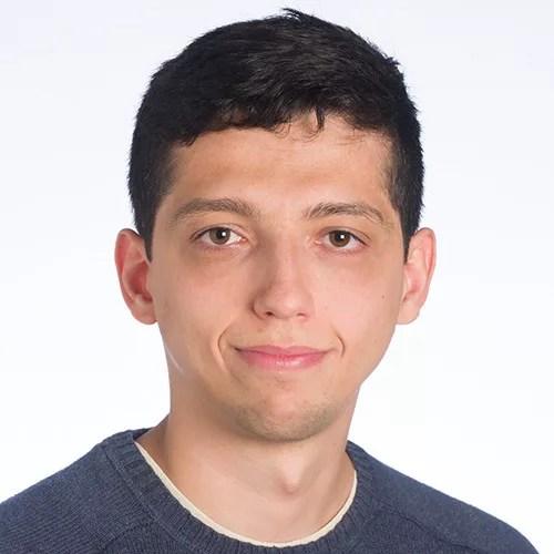 Portrait of Jorge Goncalves