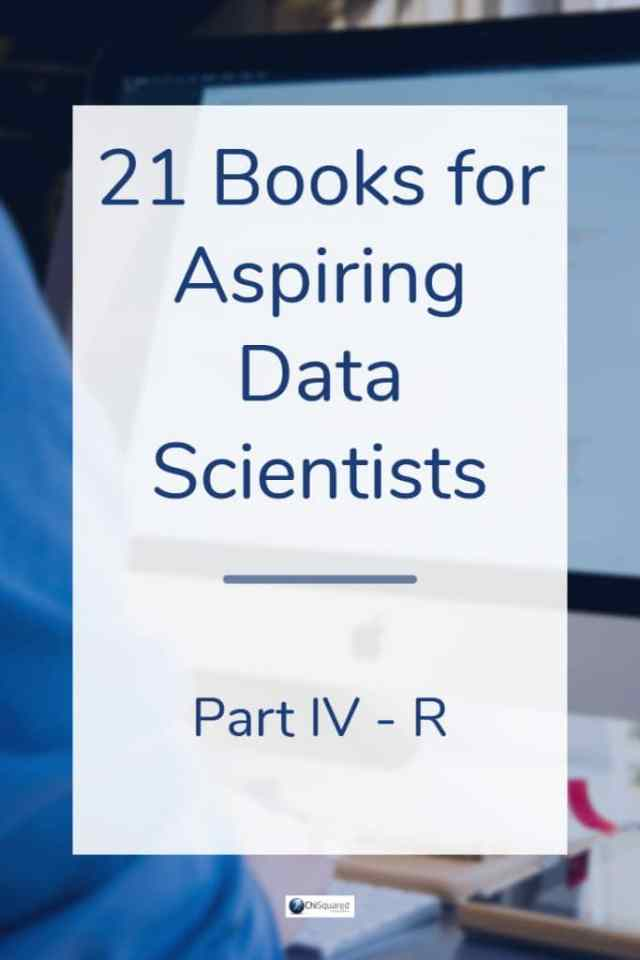 Check out our recommendations of must-read R books for data scientists. #rprogramming #datasciencebooks